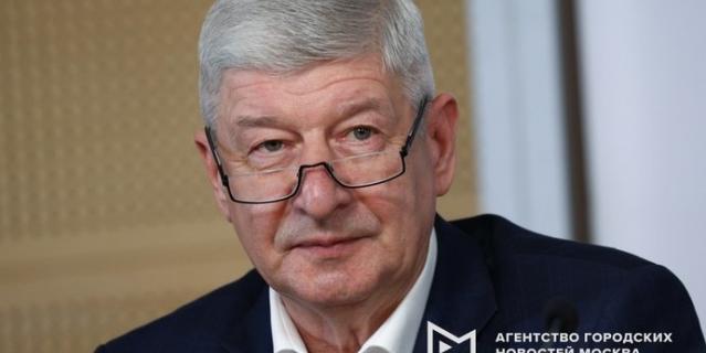 Руководитель департамента градостроительной политики Сергей Левкин.