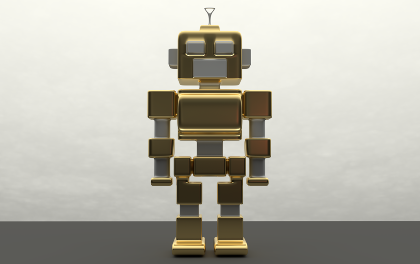 Роботов в жизни человека становится всё больше. Фото pixabay