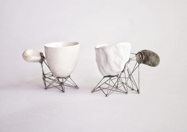 В студии можно найти работы разных дизайнеров. Фото instagram.com@biskuitceramics