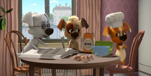 Эти мультфильмы помогут увлечь детей праздником.