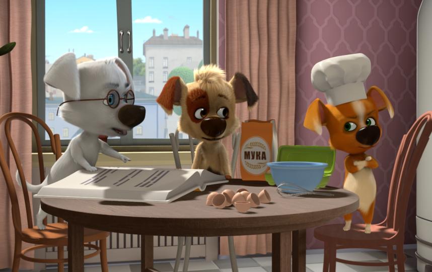 Эти мультфильмы помогут увлечь детей праздником. Фото Скриншот