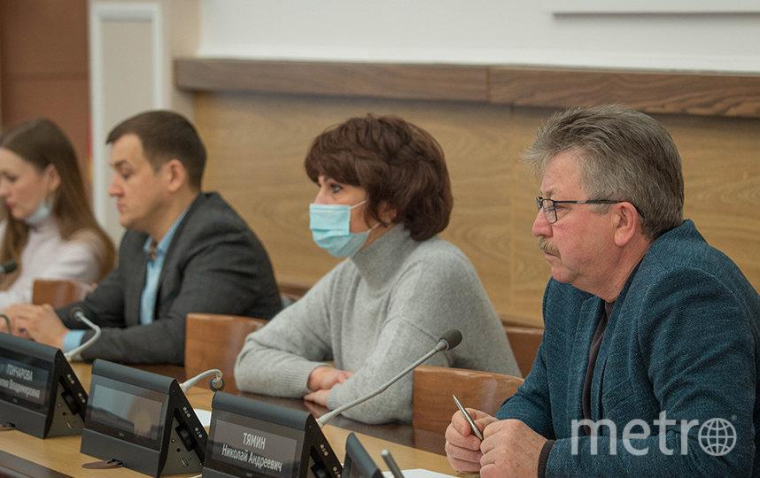 В текущем созыве Совета депутатов города Новосибирска вновь создана рабочая группа, которая будет заниматься вопросами, связанными с организацией питания в школьных столовых. Фото пресс-служба Совета депутатов города Новосибирска