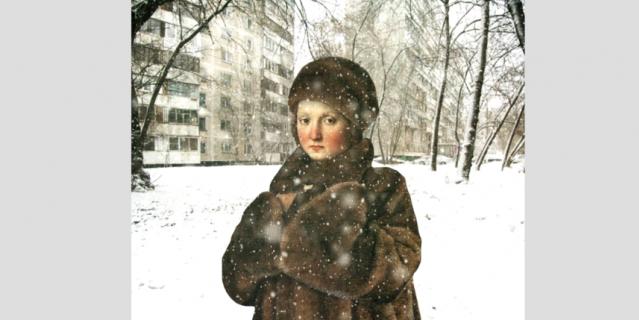 Работы Евгения Наумова.