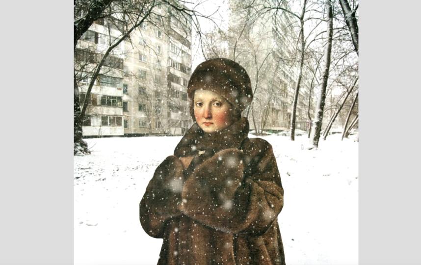 Работы Евгения Наумова. Фото Скриншот Instagram: @vykh_ress