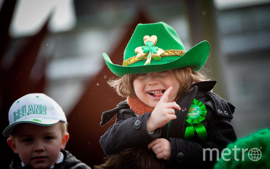 Дети тоже любят этот парздник. Фото depositpfotos
