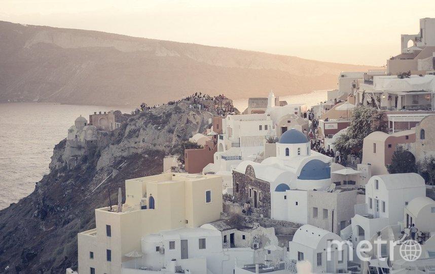 Греция готова обеспечить выдачу шенгенских виз всем туристам из России. Фото pixabay.