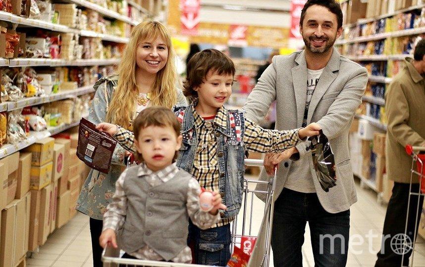 Около 1,5 миллионов московских семей с детьми получают более 30 видов пособий и компенсаций. Фото pixabay.com, архивное