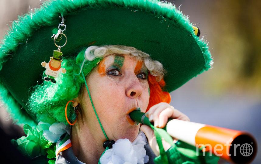 Праздновать День святого Патрика любят во многих странах мира. Фото Getty, Getty
