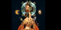 Художник из Москвы показала, как выглядит Мадам Пандеми