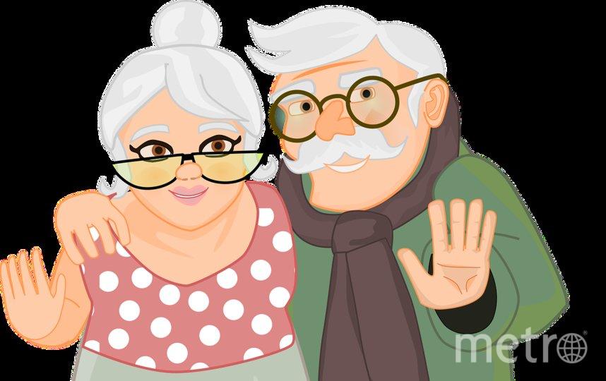 Для пожилых людей проводят различные мероприятия. Фото pixabay