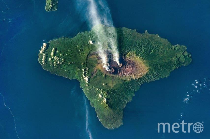 Остров Амбрим, Тихий океан. Фото предоставлены пресс-службой московского планетария.