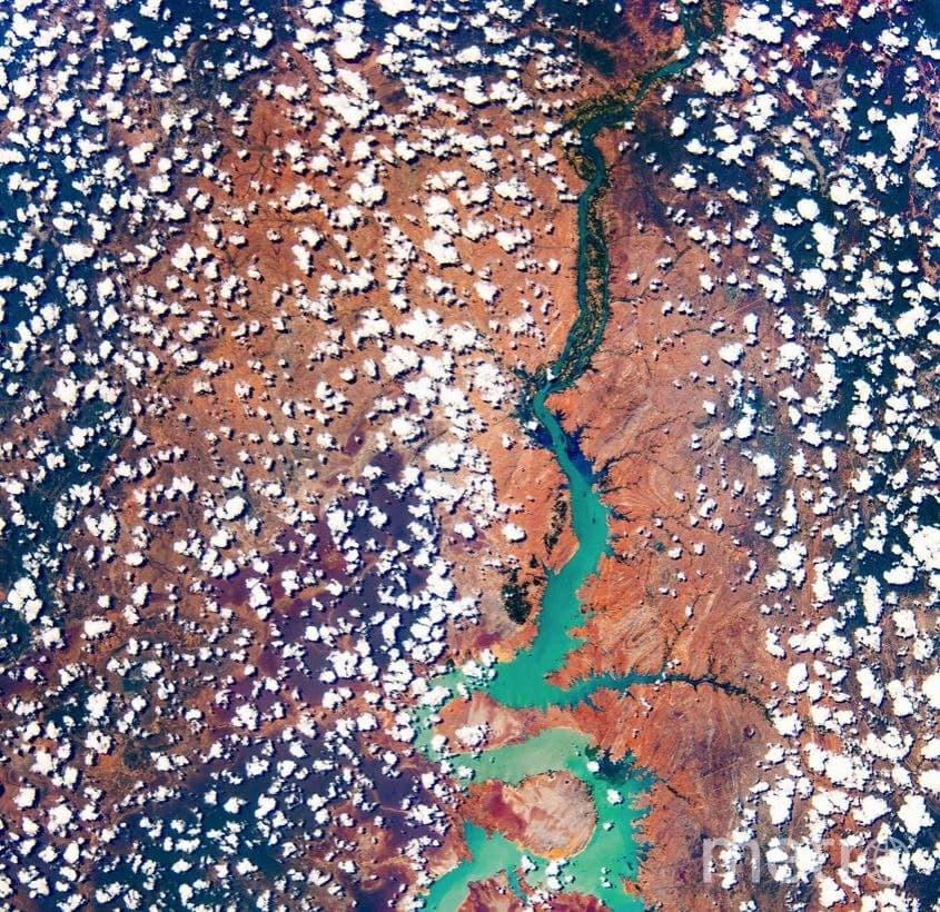 Река Сан-Франсиску, Бразилия. Фото предоставлены пресс-службой московского планетария.