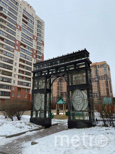 """Объекты находятся на закрытой территории. Фото  Ксения Гайзлер., """"Metro"""""""
