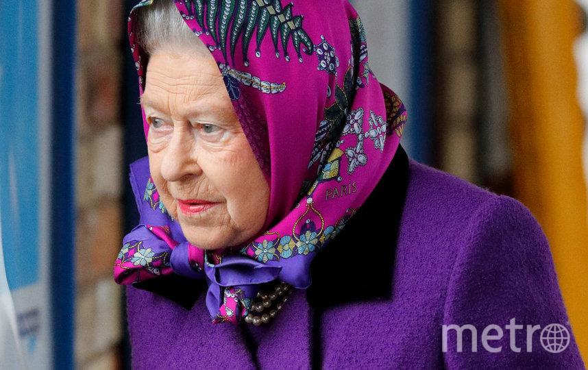 Елизавета II. Фото Getty