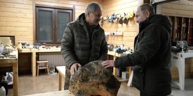 Поездка в Сибирский федеральный округ.
