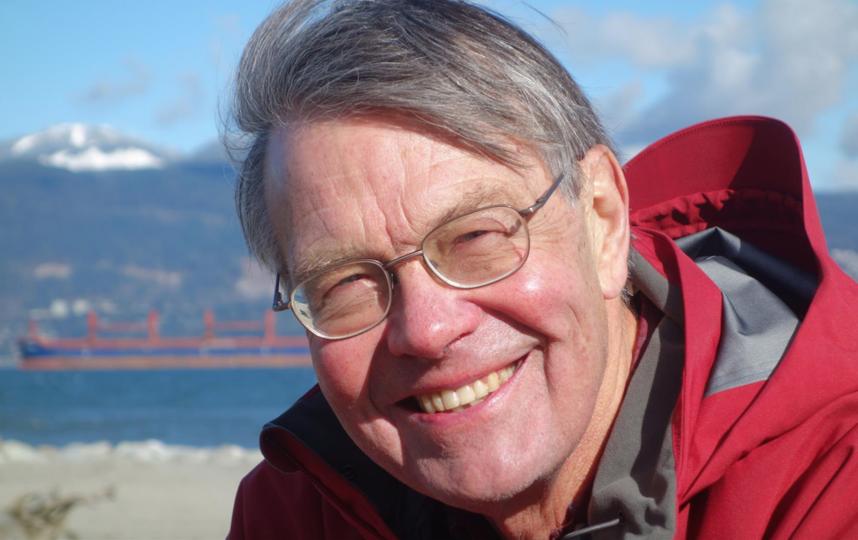 Джон Хеллиуэлл, главный редактор доклада и профессор Университета Британской Колумбии.