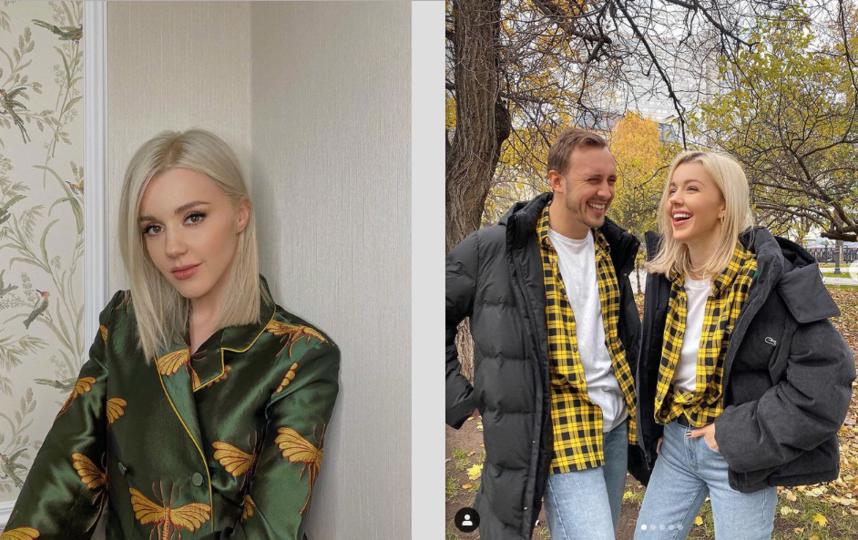 Юлианна Караулова с возлюбленным. Фото Скриншот Instagram: @yulianna_karaulova
