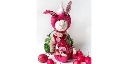 Корнеплоды растут прямо из зверей: как стать мамкой овощных заек