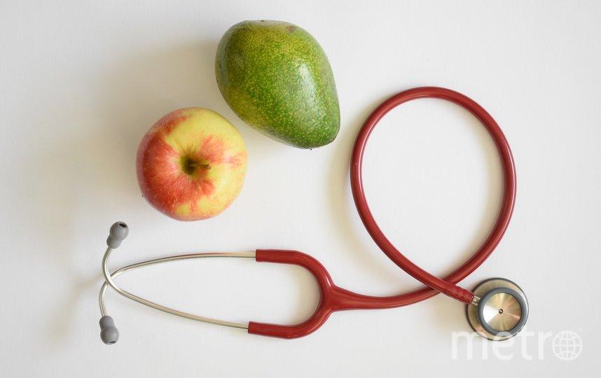 Правильное питание поможет снизить вес. Фото pixabay