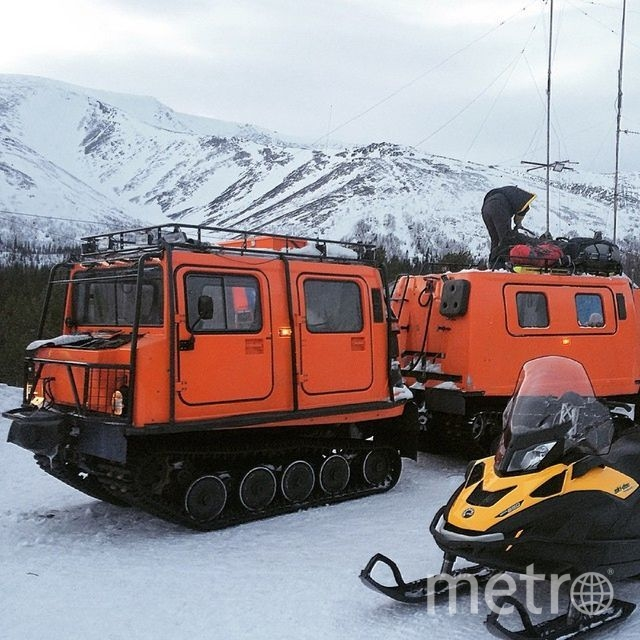 22 марта лавина сошла в Хибинах, где находилась туристическая группа. Фото instagram.com/kvarshchuk.