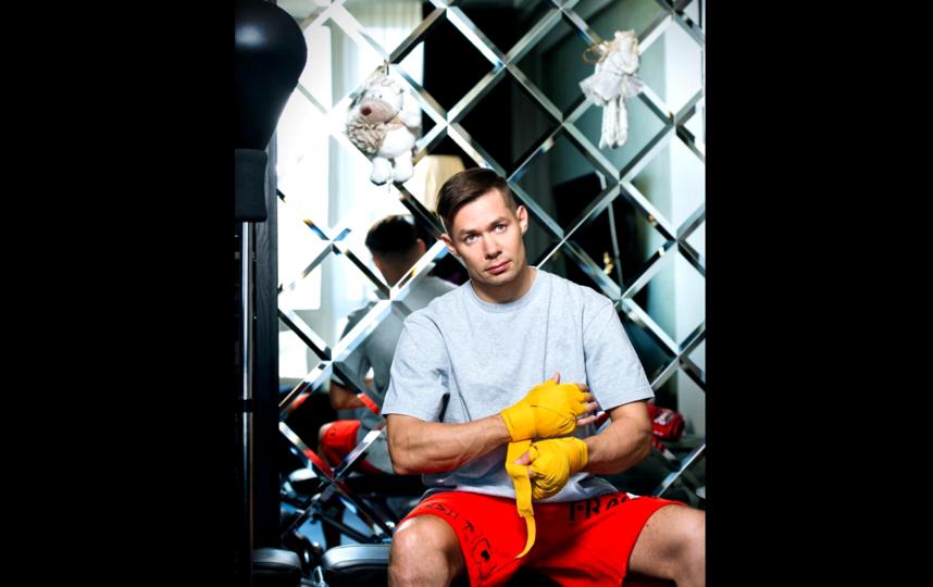 Бокс помогает выпустить гнев и негатив. Фото из личного архива Стаса Пьехи