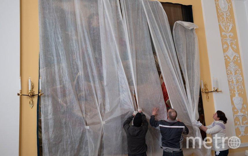"""До 10 марта экспонаты находились на выставке в московском музее-заповеднике """"Царицыно"""". Фото Святослав Акимов, """"Metro"""""""