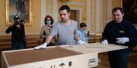 Завершились реставрационные работы в Екатерининском корпусе Петергофа: когда дворец откроется для посетителей