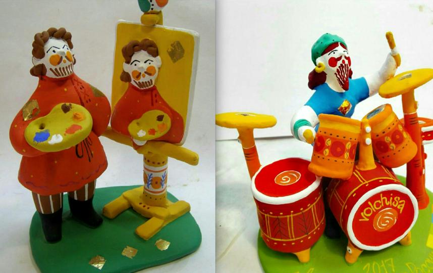 Вот так выглядят игрушки. Фото предоставлено организаторами выставки