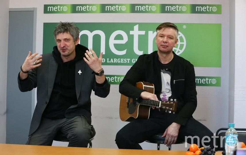 Максим Кучеренко и Владимир Ткаченко. Фото Василий Кузьмичёнок