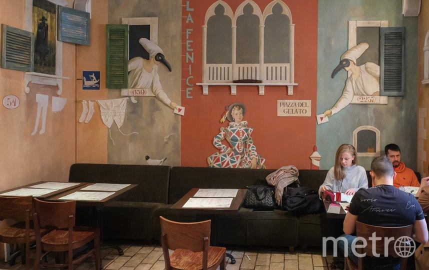 """Траттория Little Italy. Фото Алена Бобрович., """"Metro"""""""