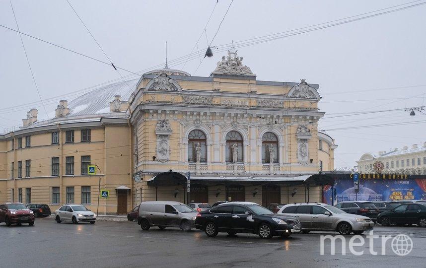 "Цирк Чинизелли. Фото Алена Бобрович., ""Metro"""