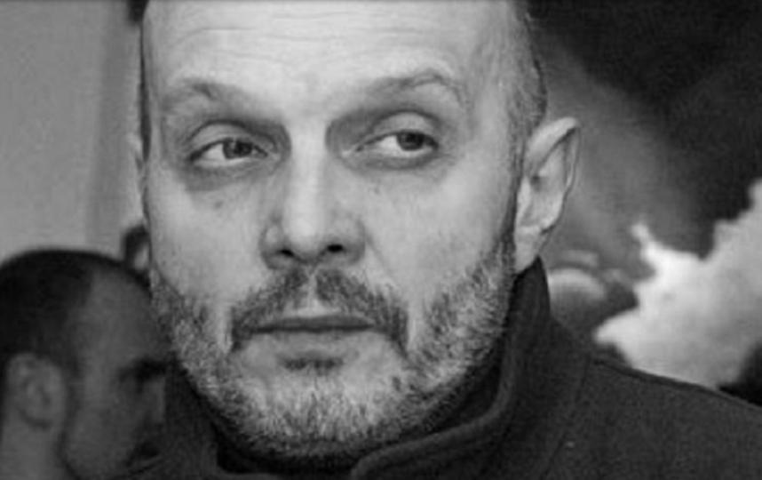 Александр Липницкий. Фото  instagram.com/gustav_monro.
