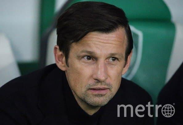 Сергей Семак. Фото Getty.