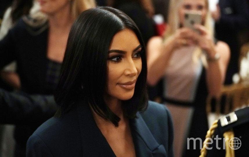 Ким Кардашьян, архивное фото. Фото Getty