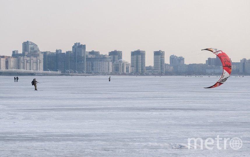 """Последние дни в Петербурге устойчиво сохраняется плюсовая температура. Фото Алена Бобрович, """"Metro"""""""