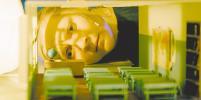 В «Красном факеле» показали кино и театр одновременно