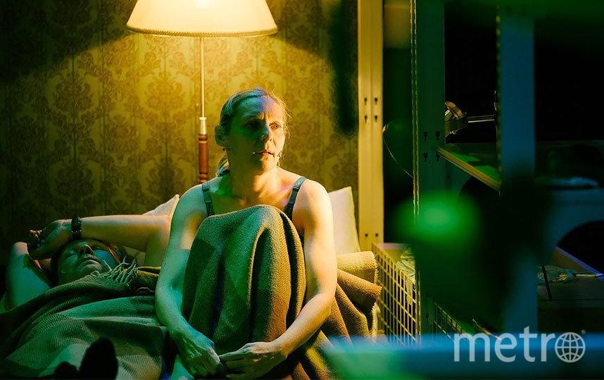 Главную роль исполнила актриса – Ирина Кривонос, дочь героини сыграла Луиза Русанова. Фото Фрол Подлесный