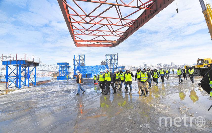 Четвёртый мост. Фото Пресс-служба Правительства НСО