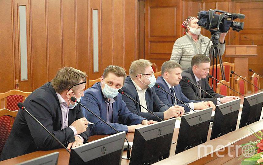 Заседание рабочей группы комиссии Законодательного cобрания НСО по взаимодействию с правоохранительными органами и противодействию коррупции. Фото Пресс-служба Заксобрания НСО