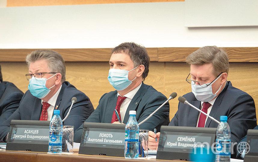 6-ая сессия Совета депутатов города Новосибирска. Фото пресс-служба Совета депутатов города Новосибирска