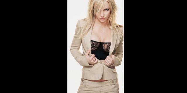 Бритни Спирс.