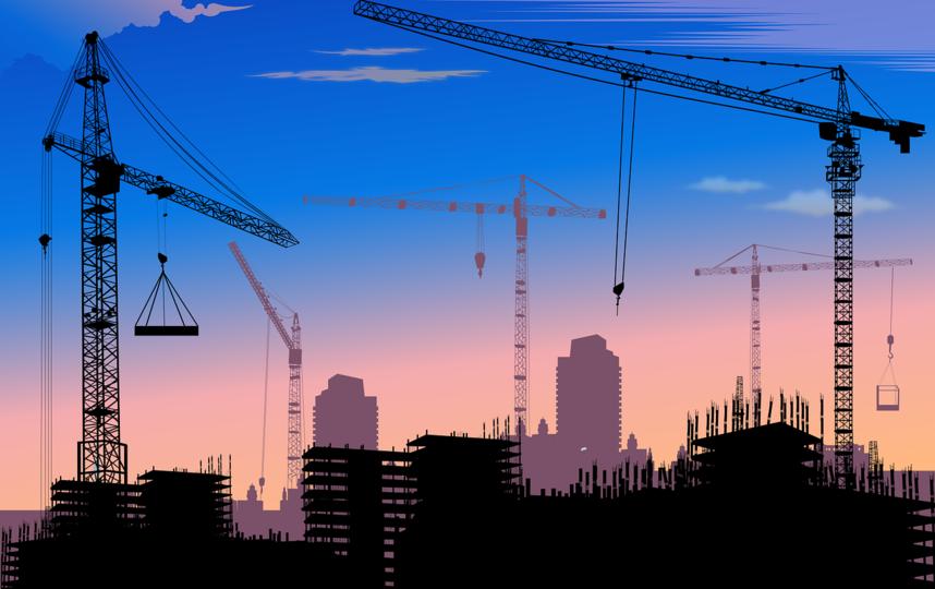 Очередная стройка в Москве будет многообещающей. Фото pixabay