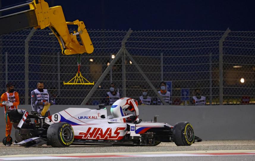 """18  апреля состоится  следующий этап  чемпионата  """"Формулы-1"""". Фото AFP"""