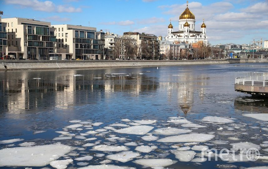 """Москва. Фото Сергей Ведяшкин//агентство """"Москва"""""""