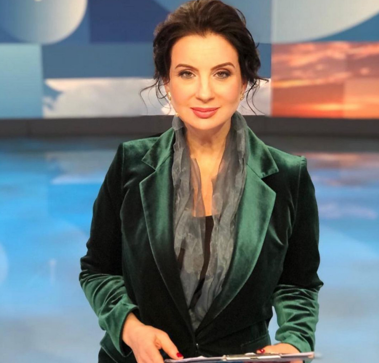 Екатерина Стриженова. Фото instagram.com/strizhenovae/.