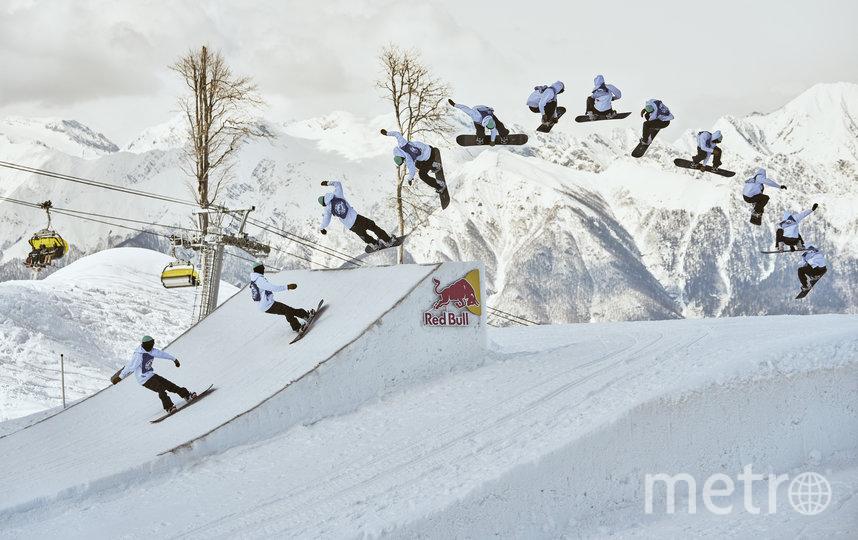 Посмотреть на выступления спортсменов (ну и самим покорить горные склоны, конечно) приехали сотни лыжников и сноубордистов из разных городов России. Фото предоставлены пресс службой Red Bull