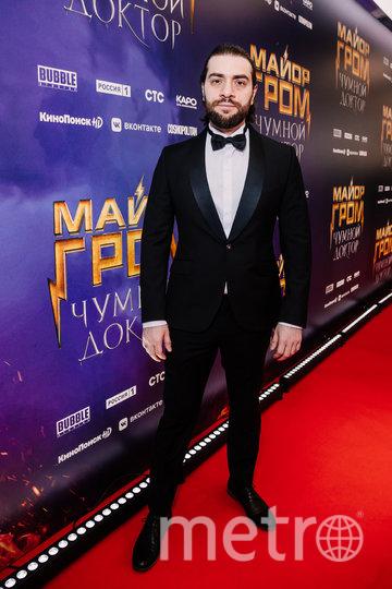 Артём Габрелянов. Фото предоставлено пресс-службой фильма