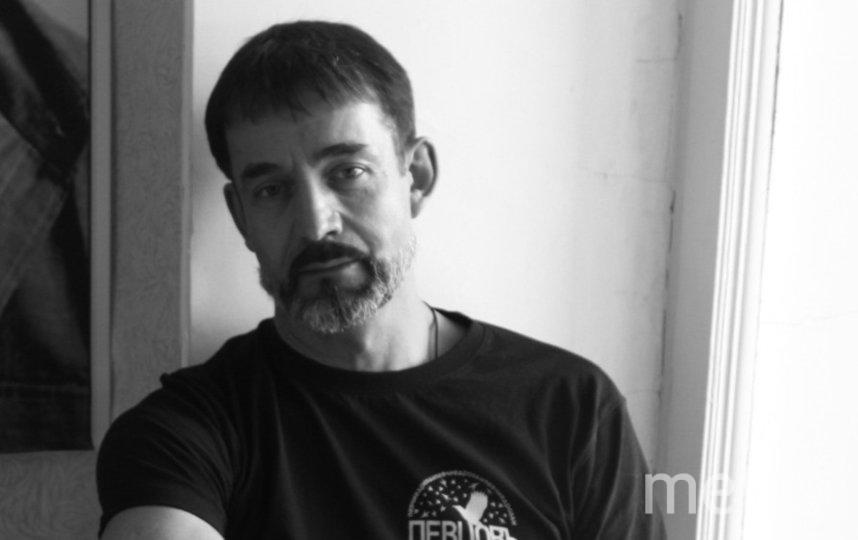 Дмитрий Певцов. Фото Митя Горевой.