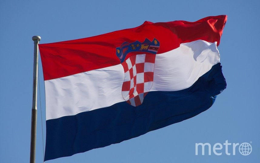 Флаг Хорватии. Фото Pixabay