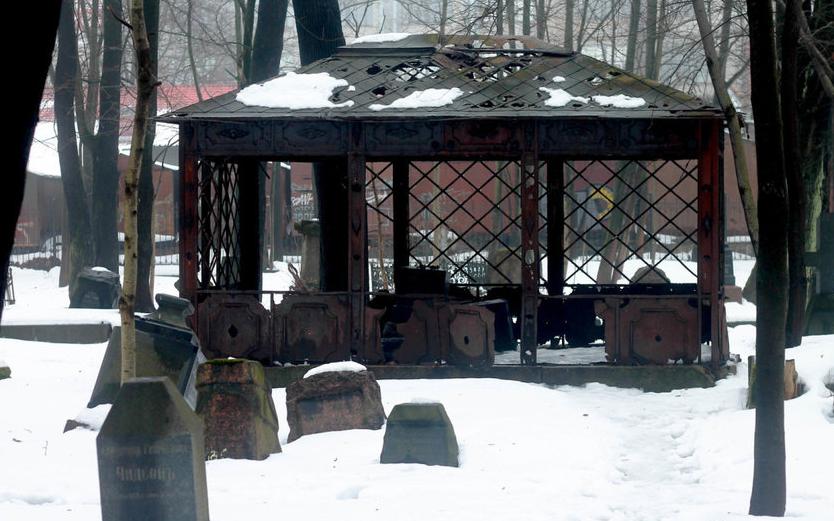 """Место стало культовым благодаря фильму """"Брат"""". Фото Алина Багрий."""